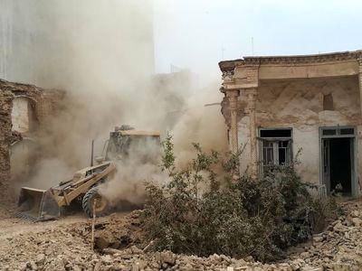 خانههای تاریخی شمال استان اصفهان، گرفتار تصرف و تخریب