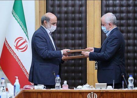 تفاهمنامه همکاری بین بنیاد شهید و سازمان صدا و سیما امضا شد