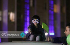 مراسم افتتاحیه سیوسومین جشنواره بینالمللی فیلمهای کودکان و نوجوانان اصفهان